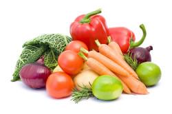 Кормление кролика овощами